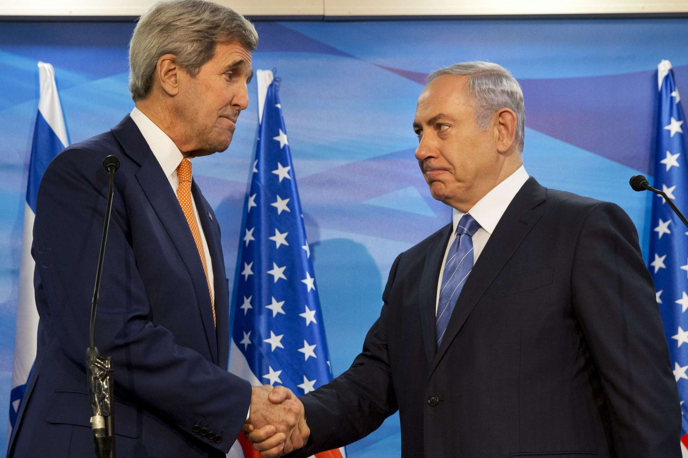 Kerry supports Israel's defense against attacks