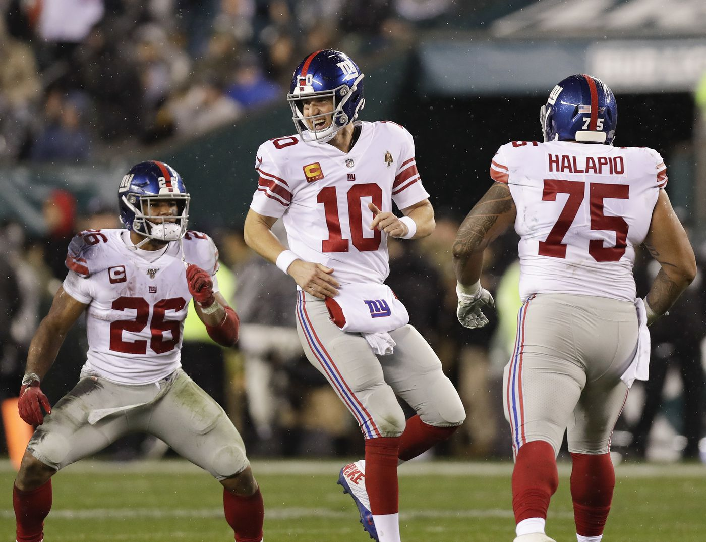 Philadelphia Eagles 23 New York Giants 17 As It Happened