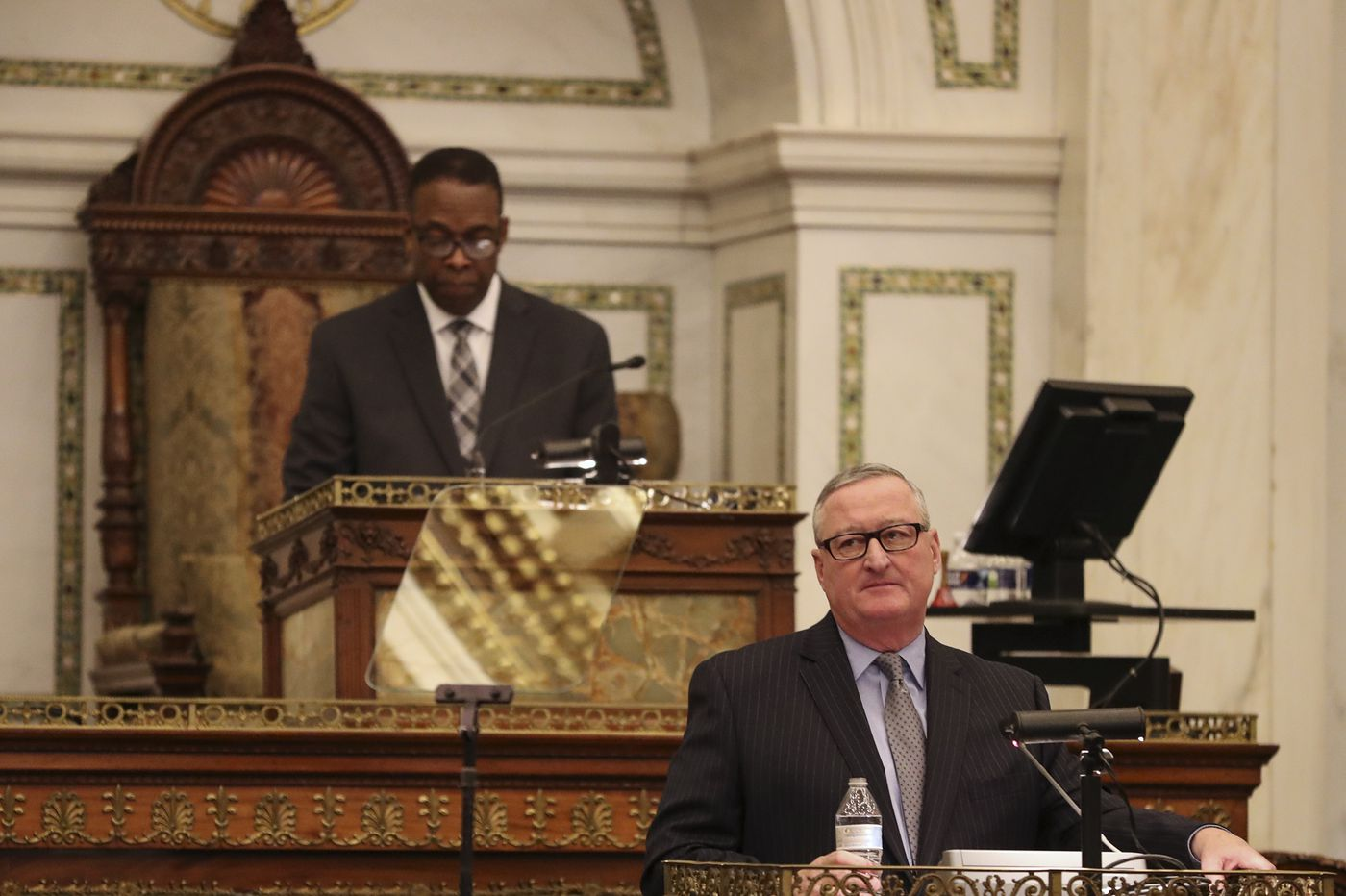 Mayor Jim Kenney proposes a $5.2 billion budget. City Council may want to tweak antipoverty plans.