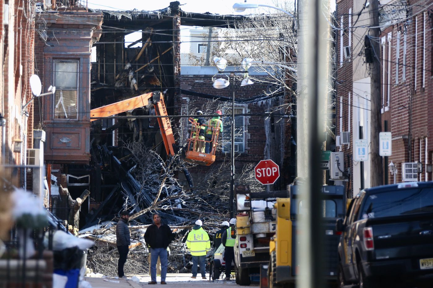 South Philly explosion caused by crack in gas main, officials say