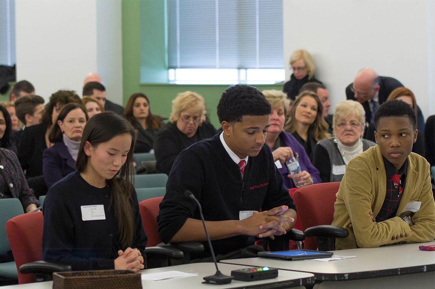 Charter operators pitch the schools they would open