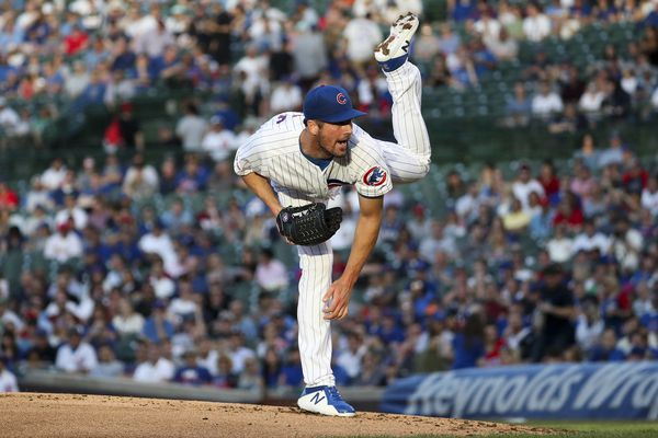 Cubs' Cole Hamels, forever tied to the Phillies, is open to a return | Matt Breen