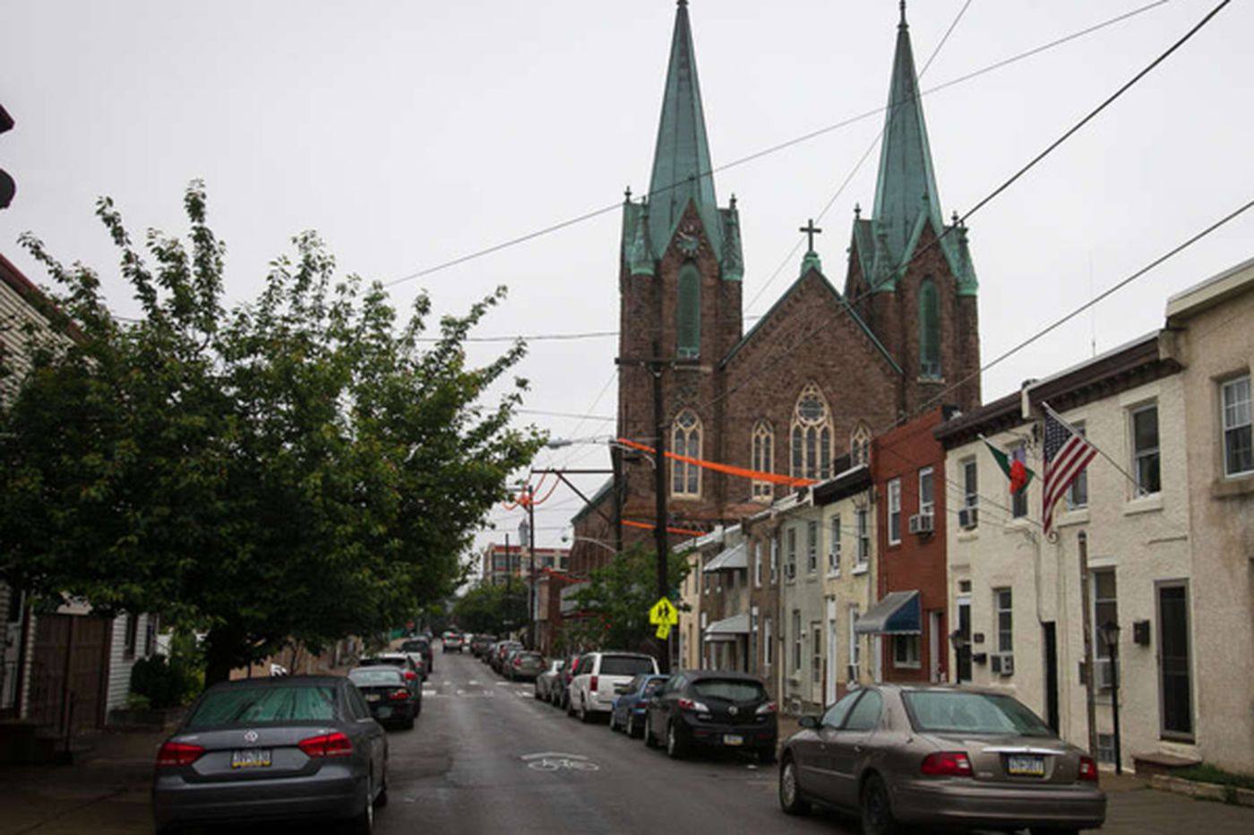 Philadelphia urges demolition of St. Laurentius Church, but an architectural committee is unpersuaded