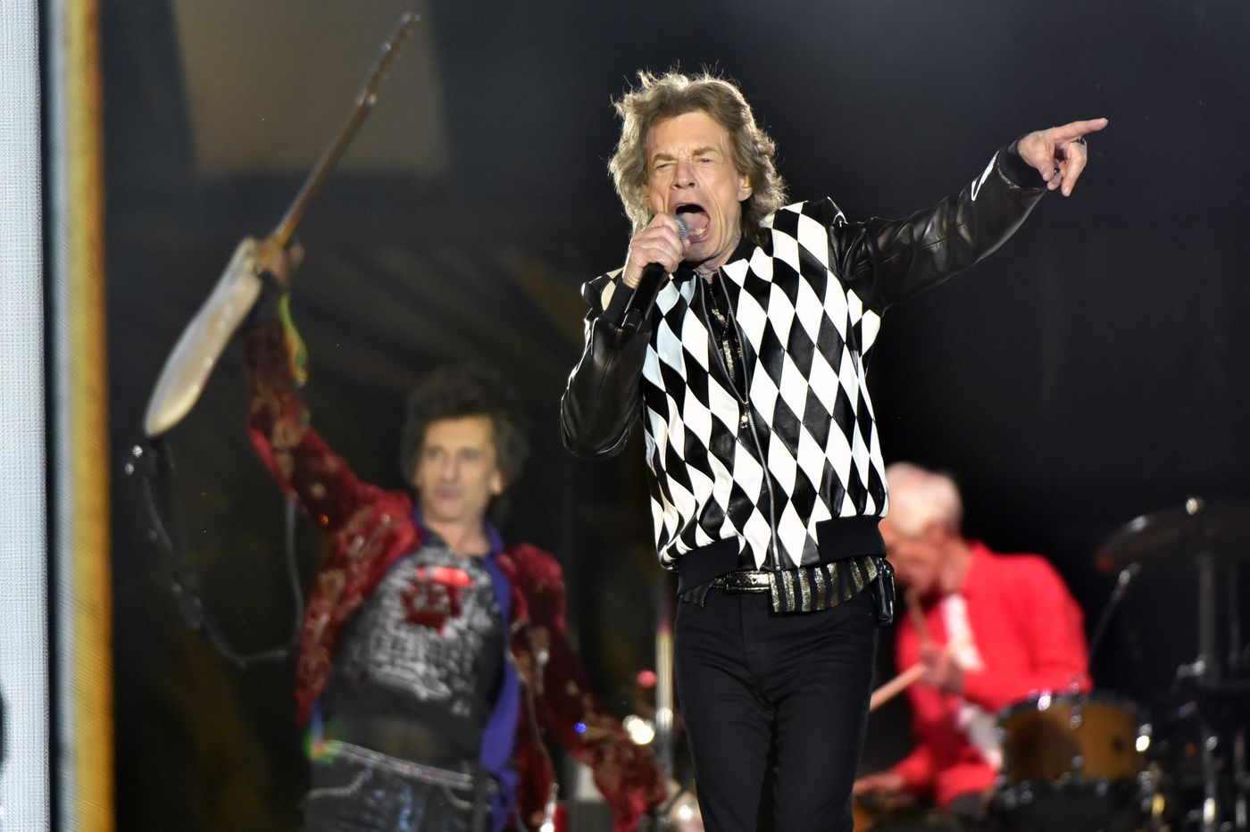 Could this be the last time? Once more with Mick Jagger and