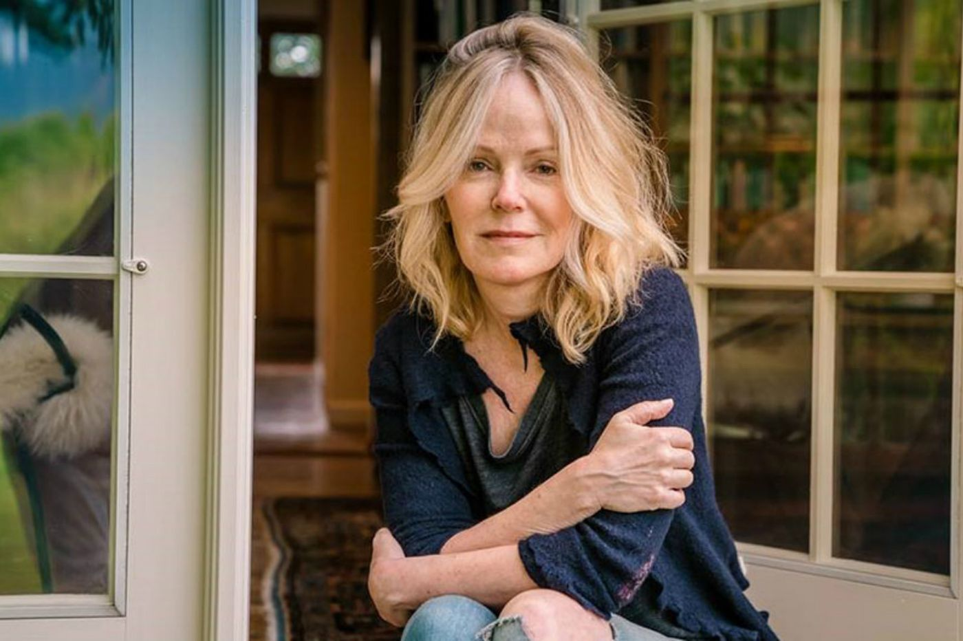 A DNA test told 'Inheritance' author Dani Shapiro her father was a stranger. Then she rediscovered him.