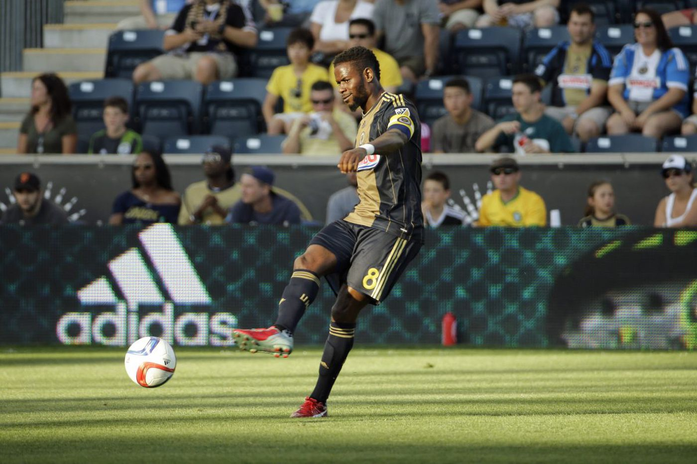Union's Maurice Edu headed to Bethlehem, could play for Steel on Sunday