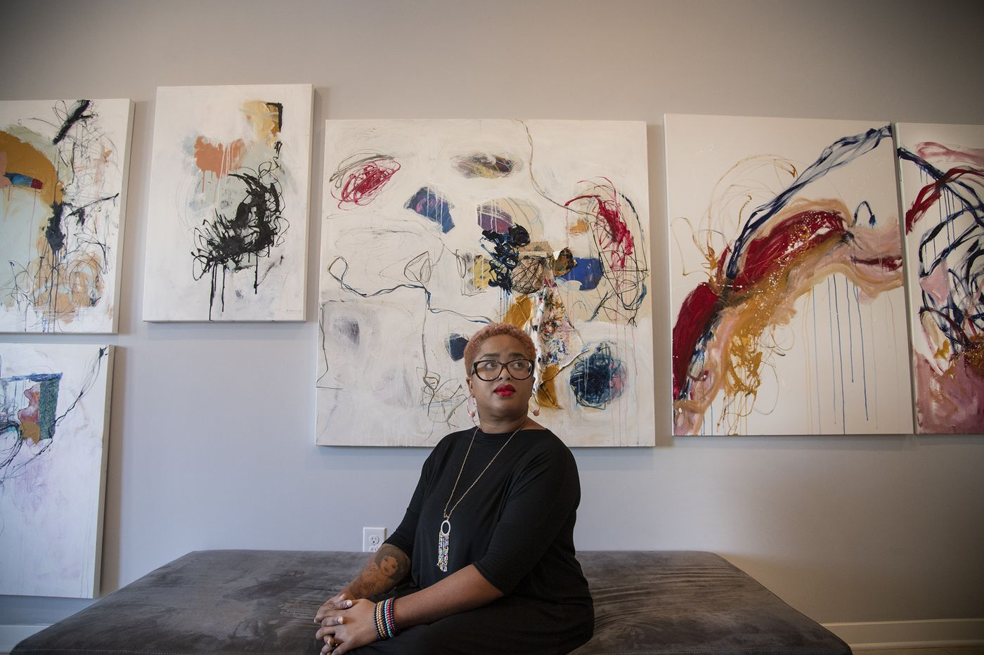 New Fishtown gallery spotlights women artists of color