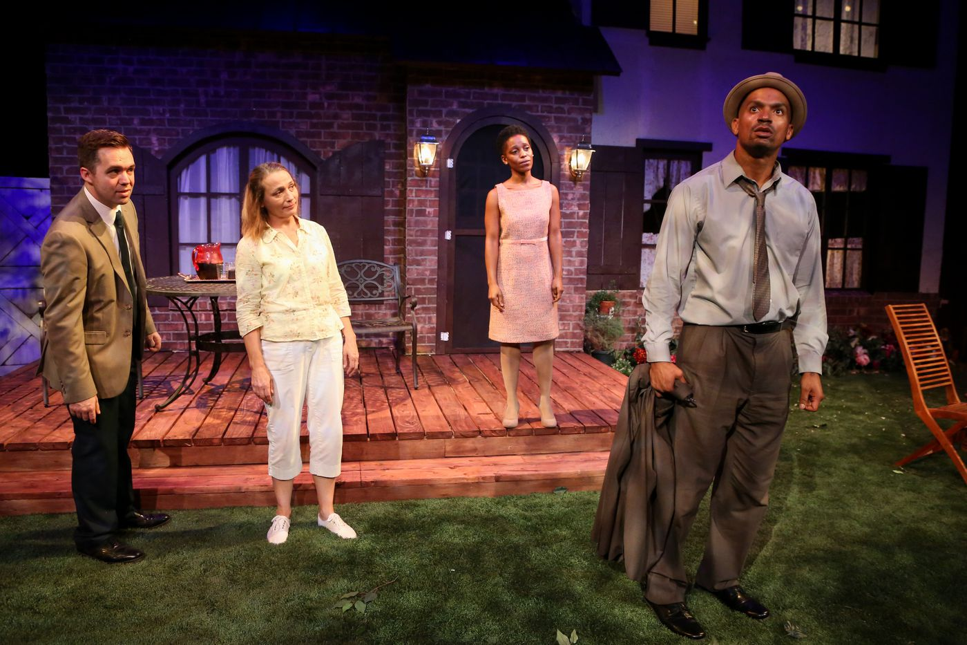 'All My Sons' at Curio: Keeping secrets, when the neighbors already know