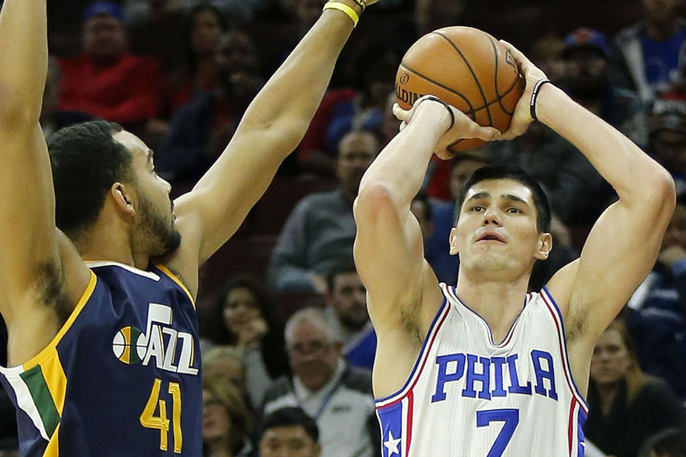 Cooney: Ersan Ilyasova is one Sixer who complements Joel Embiid well