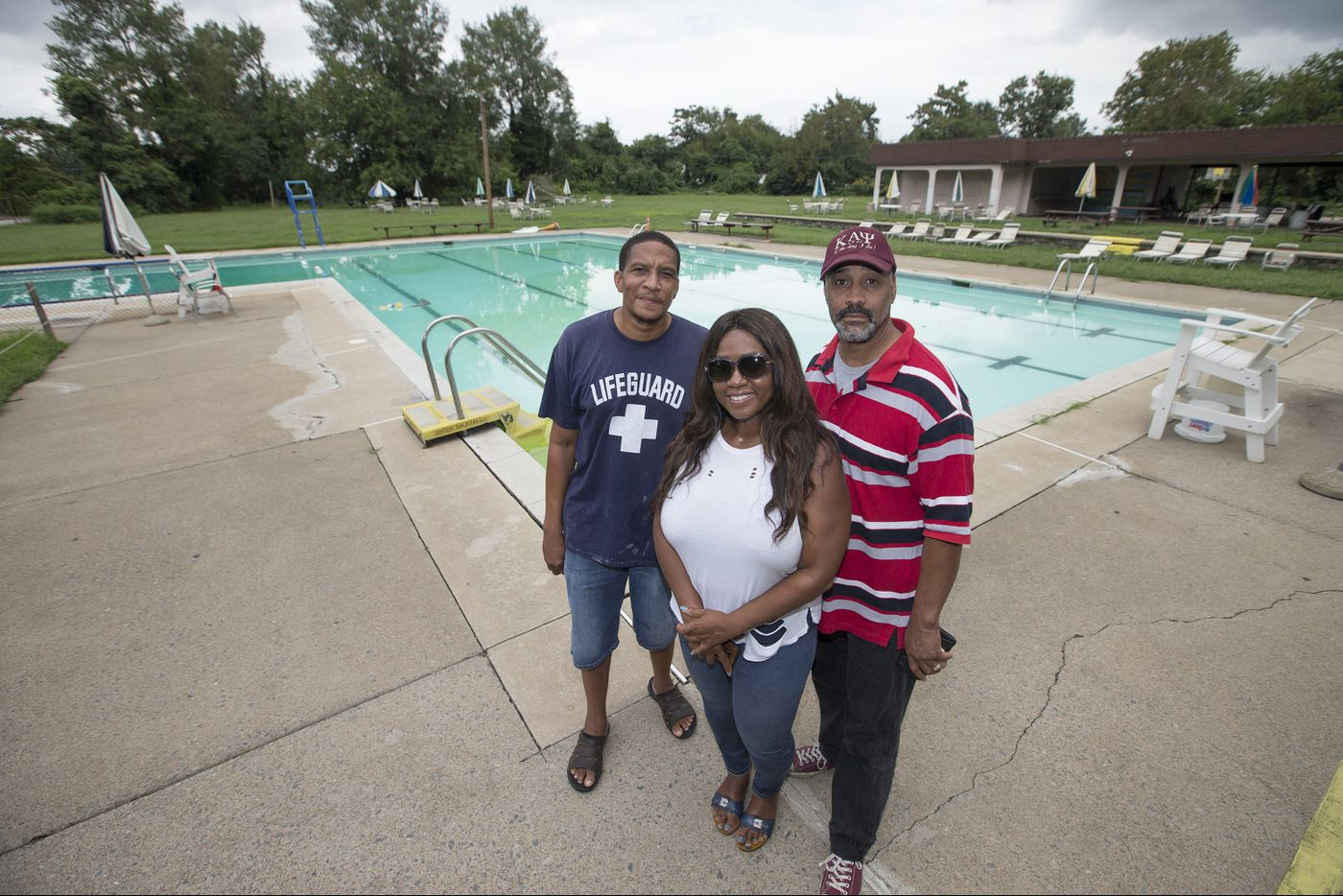 The Nile Swim Club, historic African American pool, averts closure in Delaware County