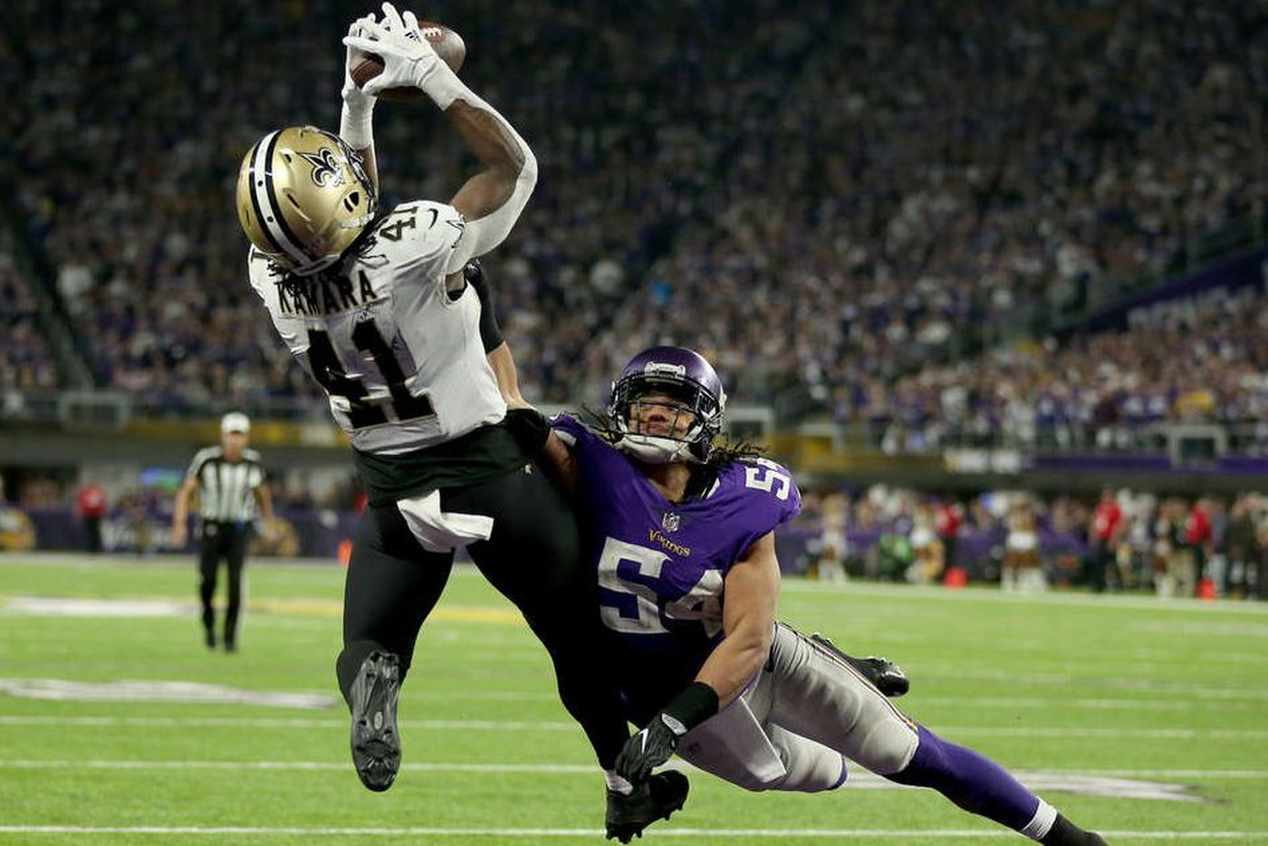 Eagles-Vikings: Which top defense is the best? | Bob Brookover