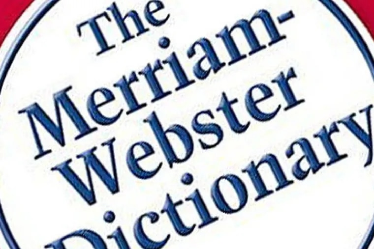 """The Justice Department. Merriam-Webster has chosen """"justice"""" as its 2018 word of the year, driven by the churning news cycle over months and months."""