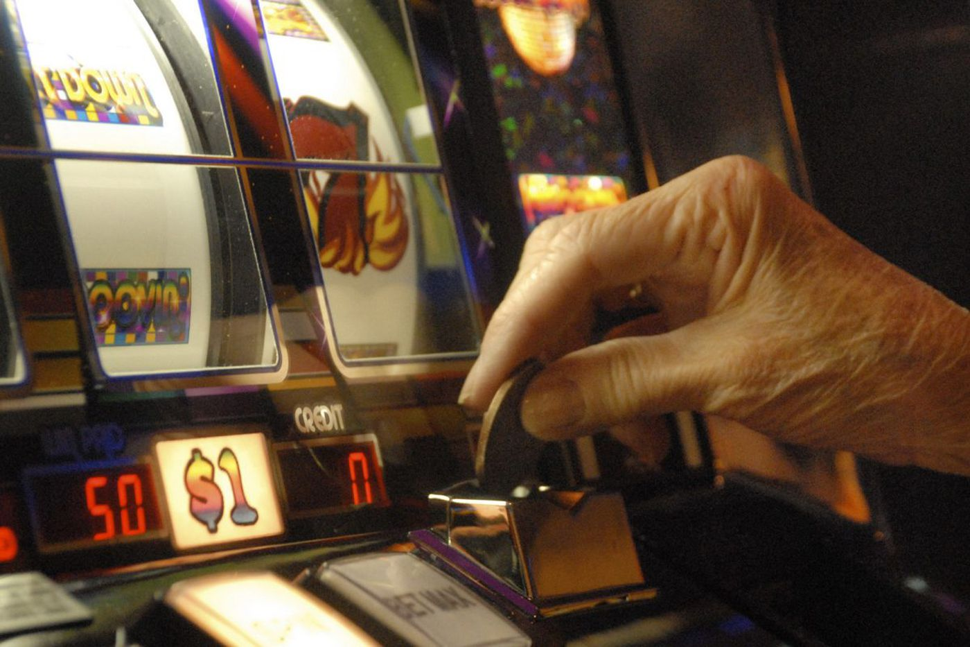 Taxpayers: Pennsylvania lawmakers have a gambling problem
