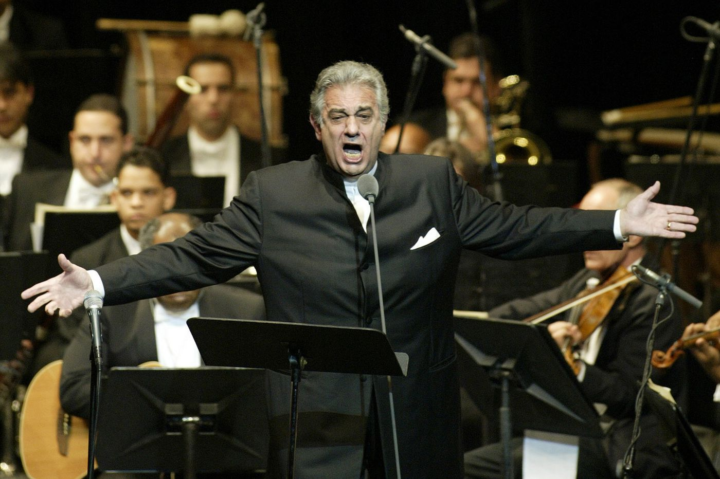 Philadelphia Orchestra cancels invite to Plácido Domingo after sexual harassment allegations