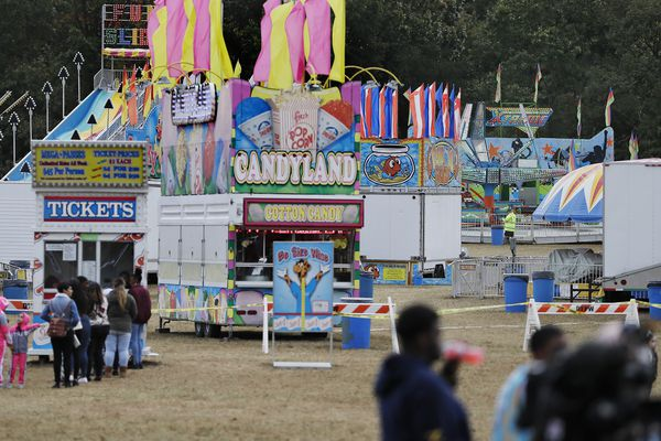 10-year-old girl dies after falling off ride at South Jersey festival
