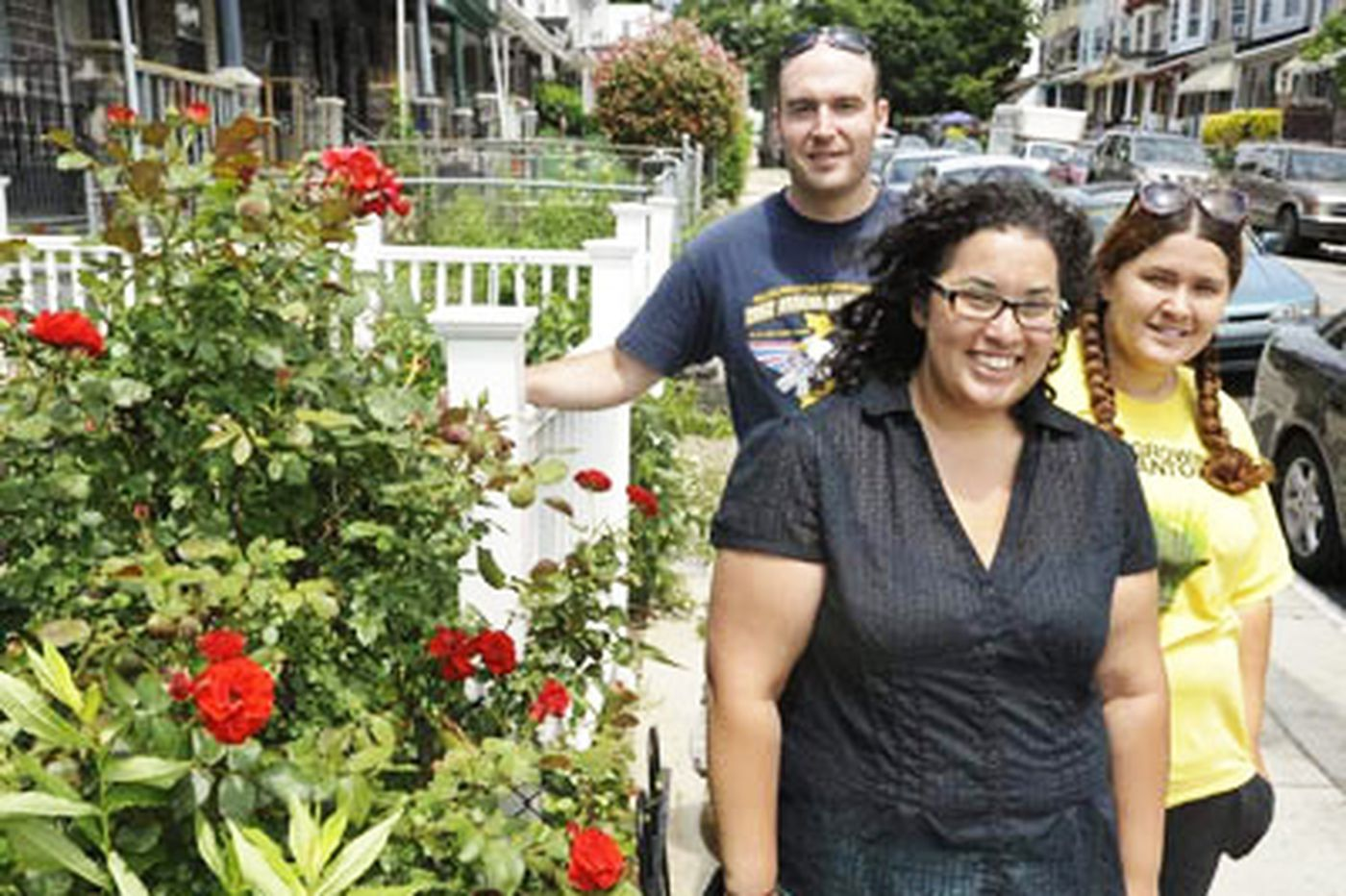 Germantown sisters use tactical urbanism to bolster their block