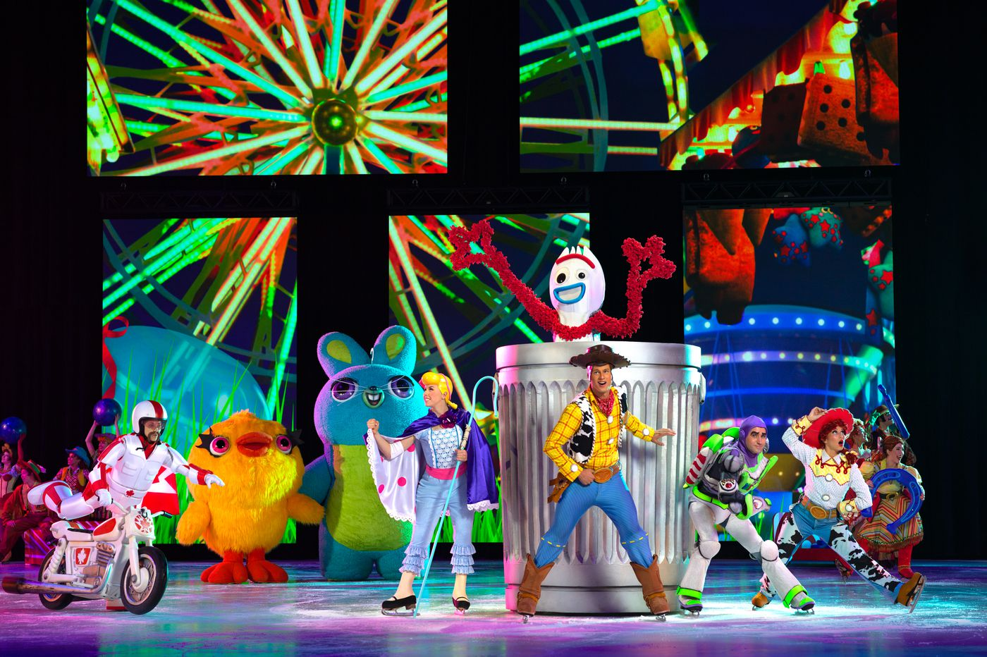 Disney on Ice performances canceled Sunday because of Eagles playoff game