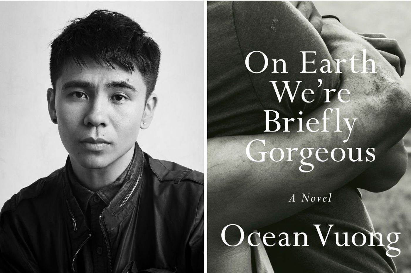 'On Earth We're Briefly Gorgeous' by Ocean Vuong: A stunningly lyrical exploration of familial love and language