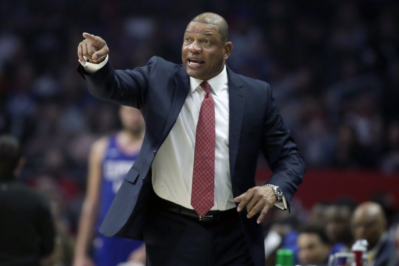 Former NBA coach Mike Fratello always knew that new Sixers coach Doc Rivers could have a future in coaching