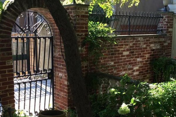 On the market: Historic John Palmer house with garden oasis for $1.15 million