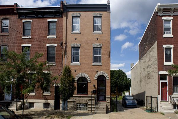A Fishtown rowhouse refitted to fight climate change