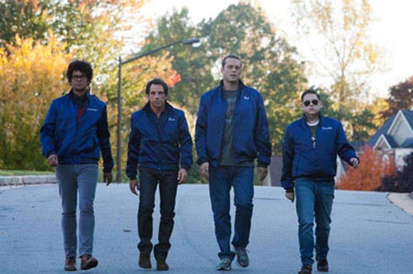 'The Watch': Neighborhood volunteers battle ooze monsters