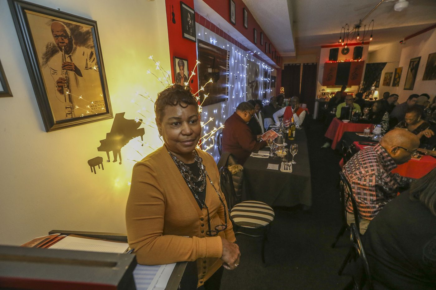 Welcome to May the Jazz Never Stop, a cafe with a musical mission in Haddon Heights