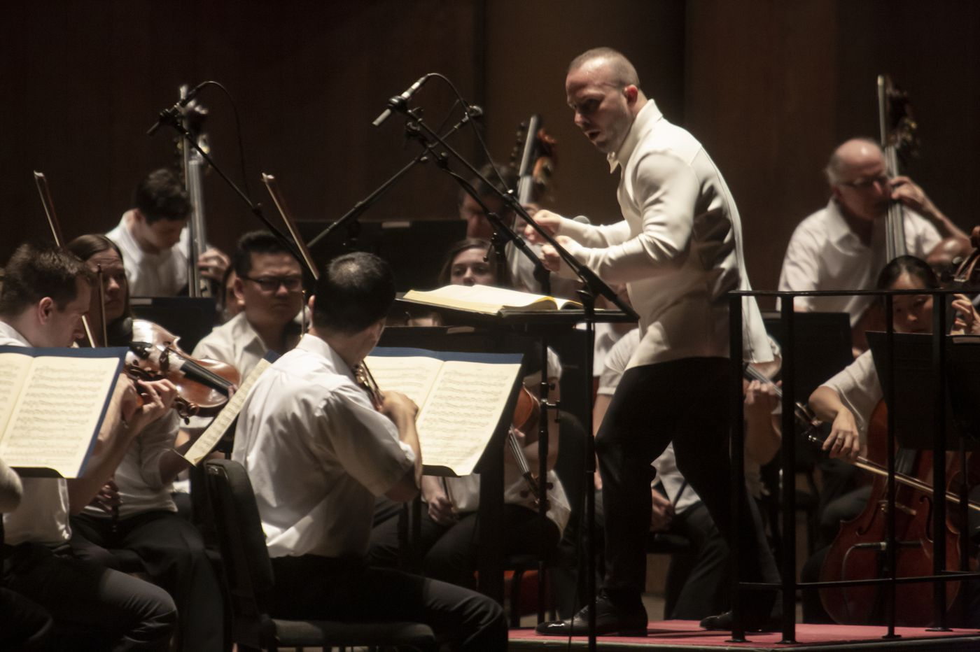 Yannick Nézet-Séguin makes his Mann Center debut with a good vibe and Beethoven's Ninth