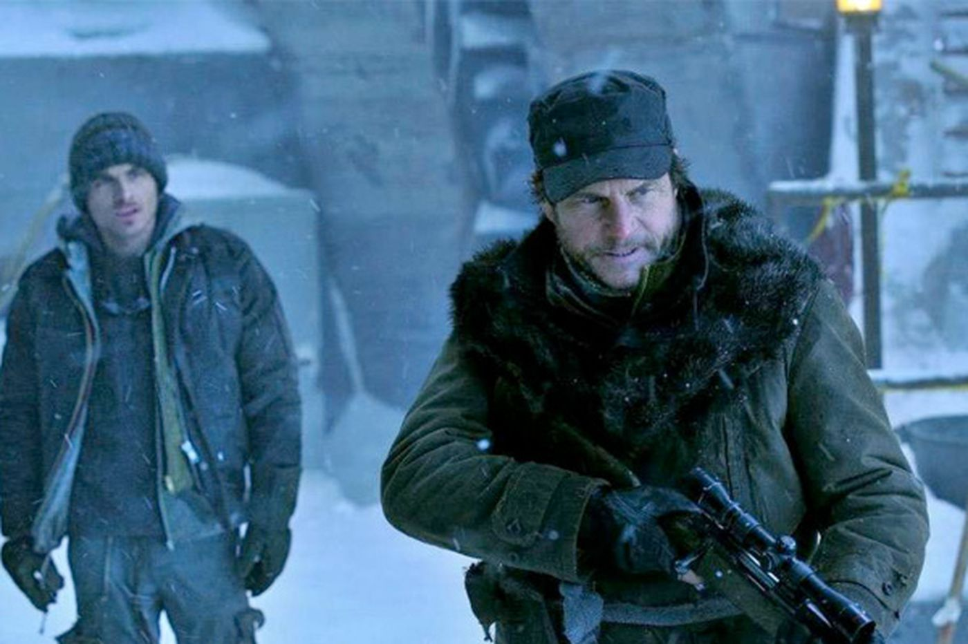 'The Colony': Cold planet, (lots of) warm blood