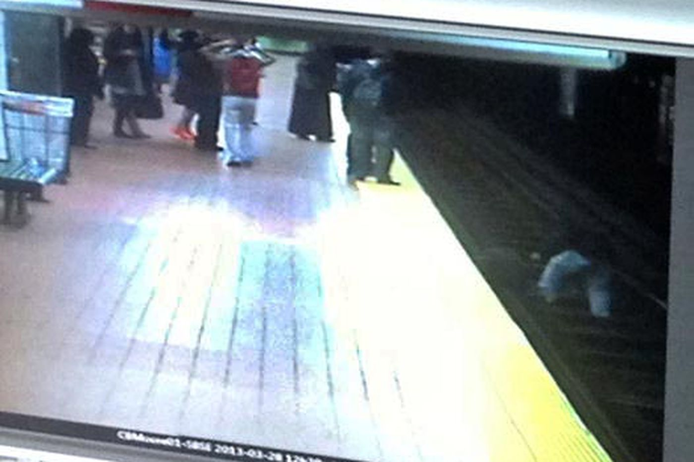 New to Philly, man becomes city hero for subway rescue