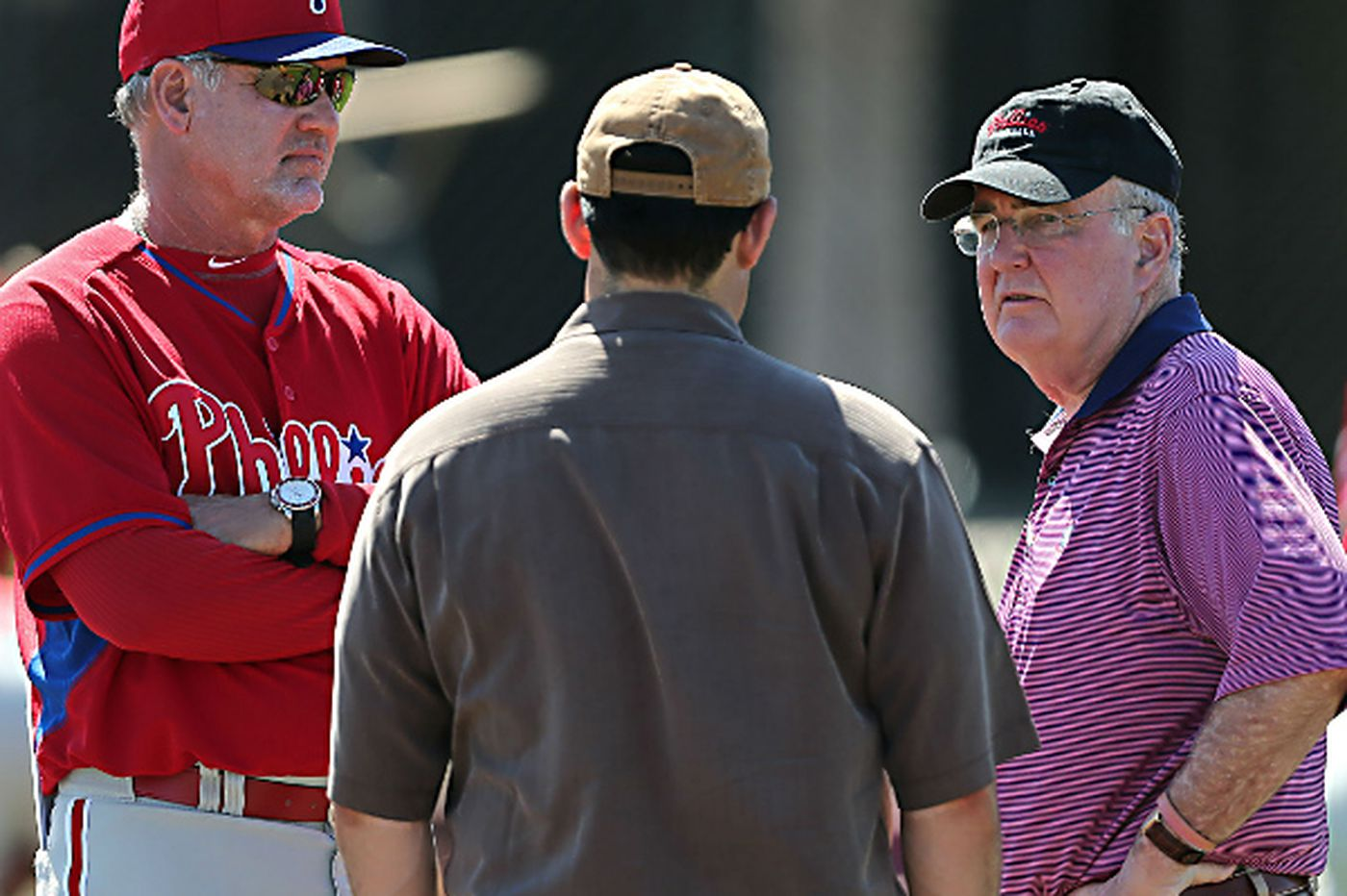 Who is running the Phillies' show?