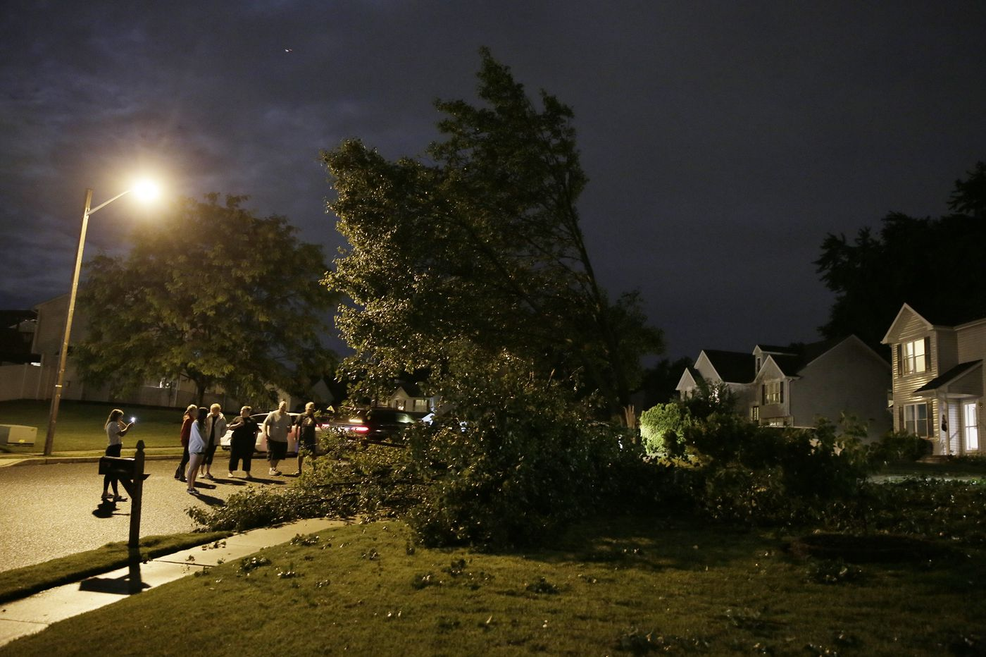 Tornado confirmed in Gloucester County, National Weather Service says
