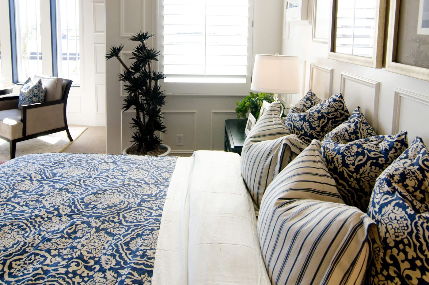 Ask Jennifer Adams: How to decorate a bedroom you share
