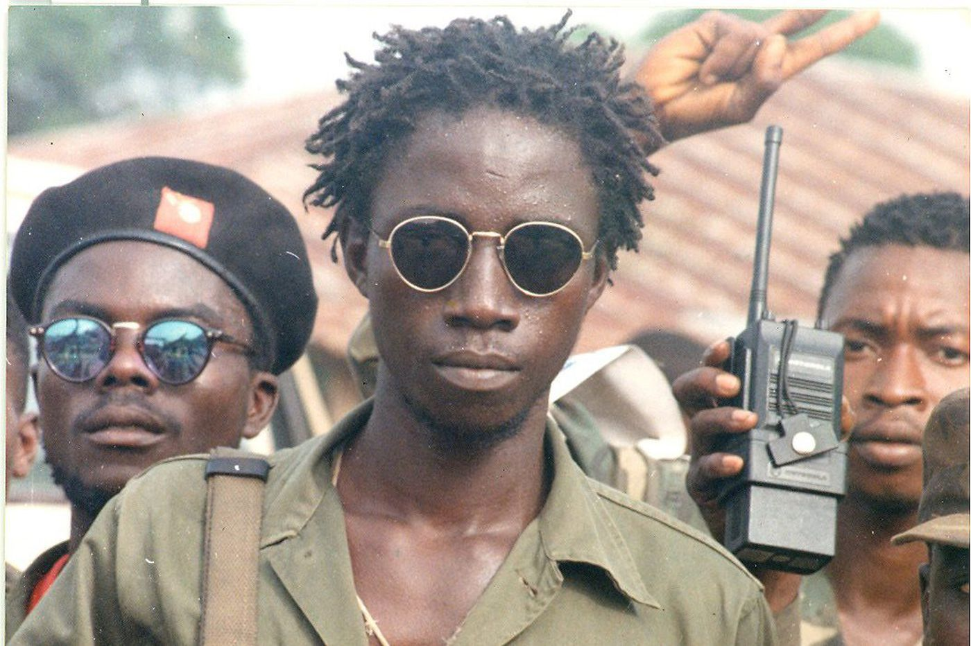 'Jungle Jabbah's' war: Accused Liberian's own story emerges in court