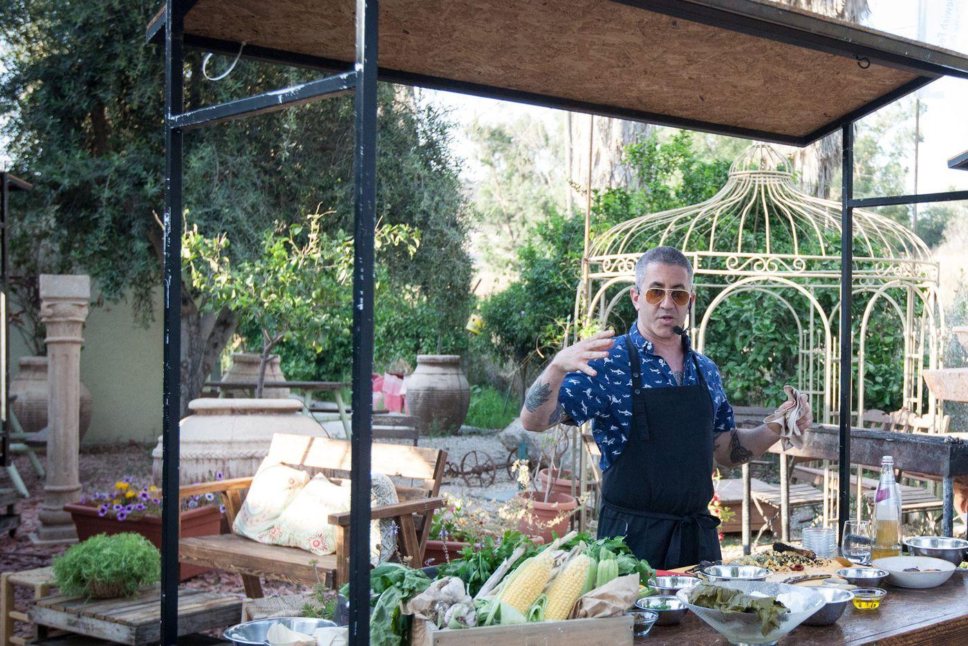 Philadelphia Orchestra in Israel: Zahav's Michael Solomonov serves patrons 'Dinner in the Desert' as a capstone experience