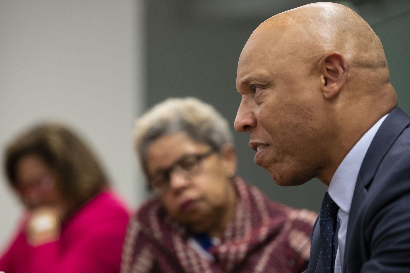 Philly school board chair: Despite missteps, we back superintendent