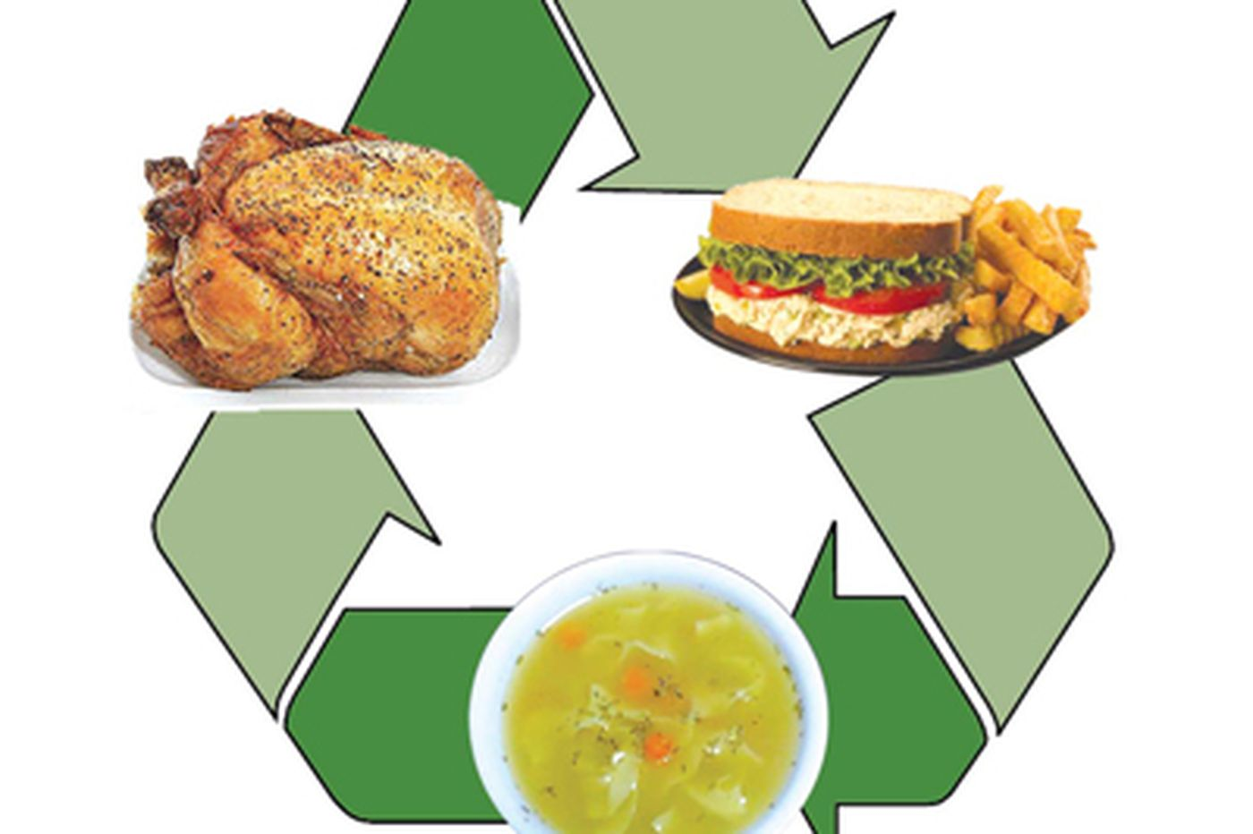 GreenSpace: Disposing of the food-waste problem