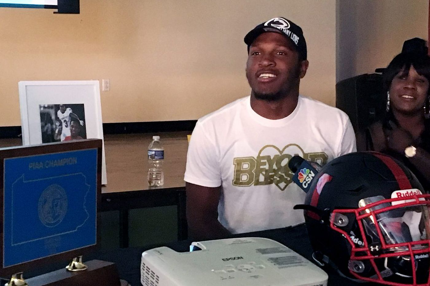 Former Imhotep football star Isheem Young to admit to robbery in juvenile court