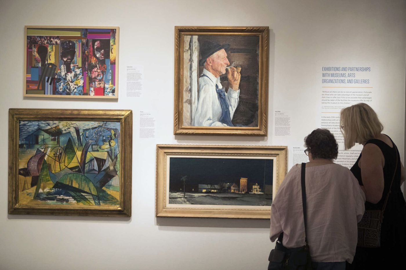 Removed in secret, hidden for years, Philly schools' art collection belongs in the public eye, officials now say
