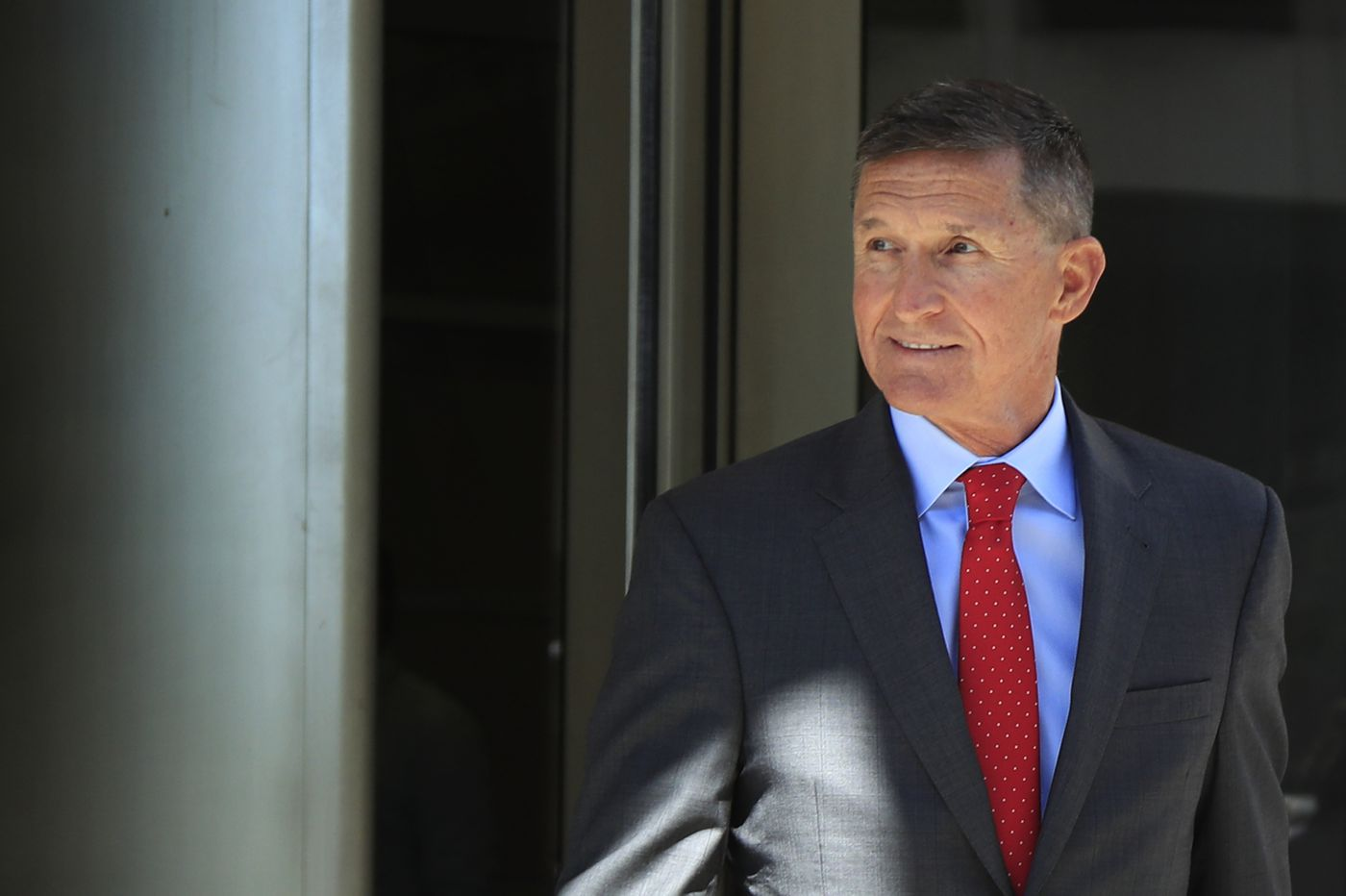 Prosecutors charge 2 involved in Michael Flynn's Turkish lobbying