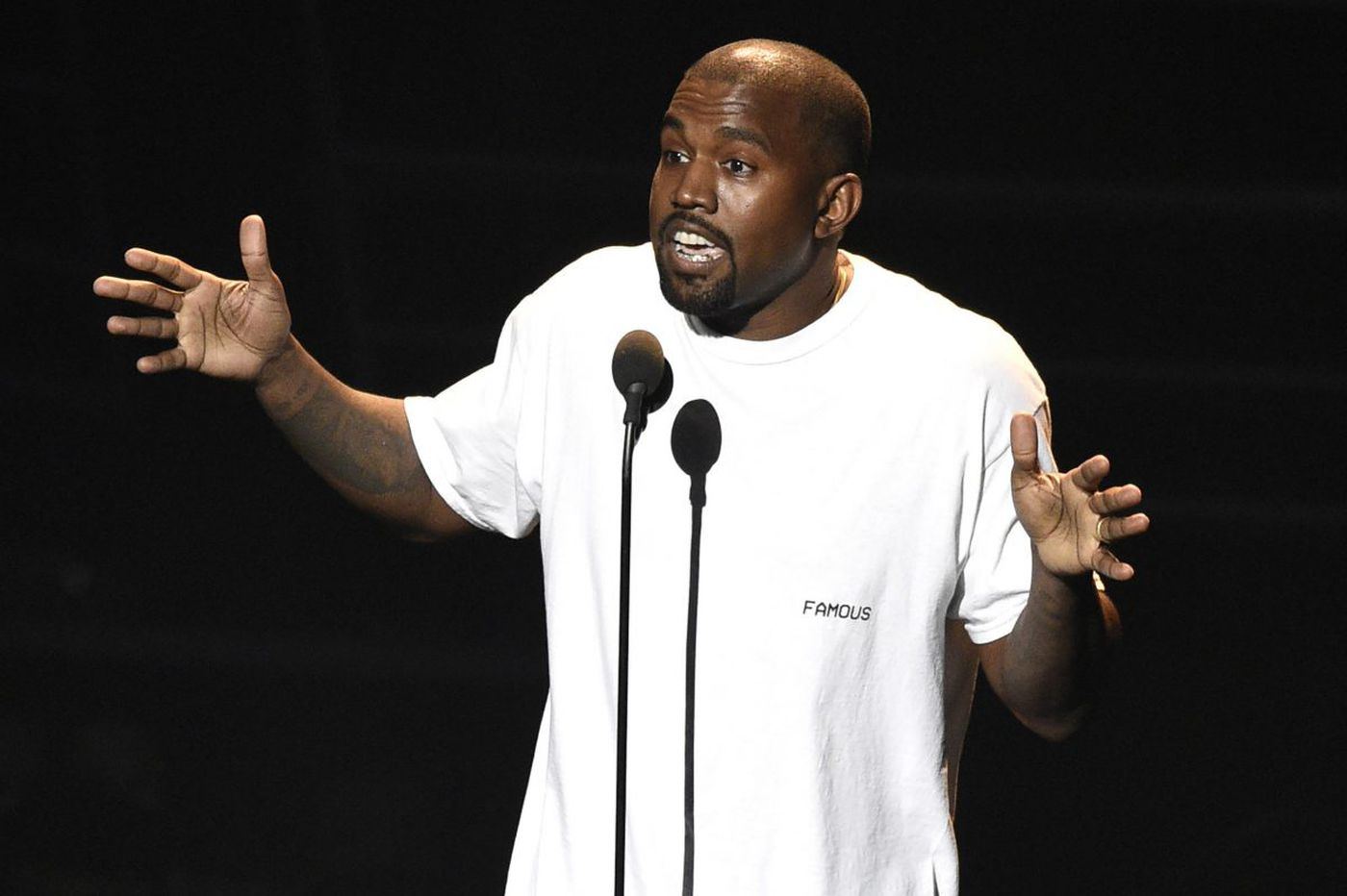Kanye West partners with Gap to create fashion line