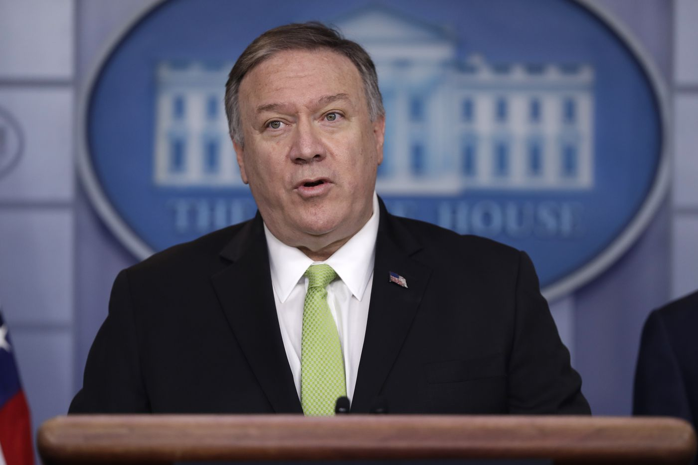 Pompeo breaks silence on alleged threats to envoy in Ukraine