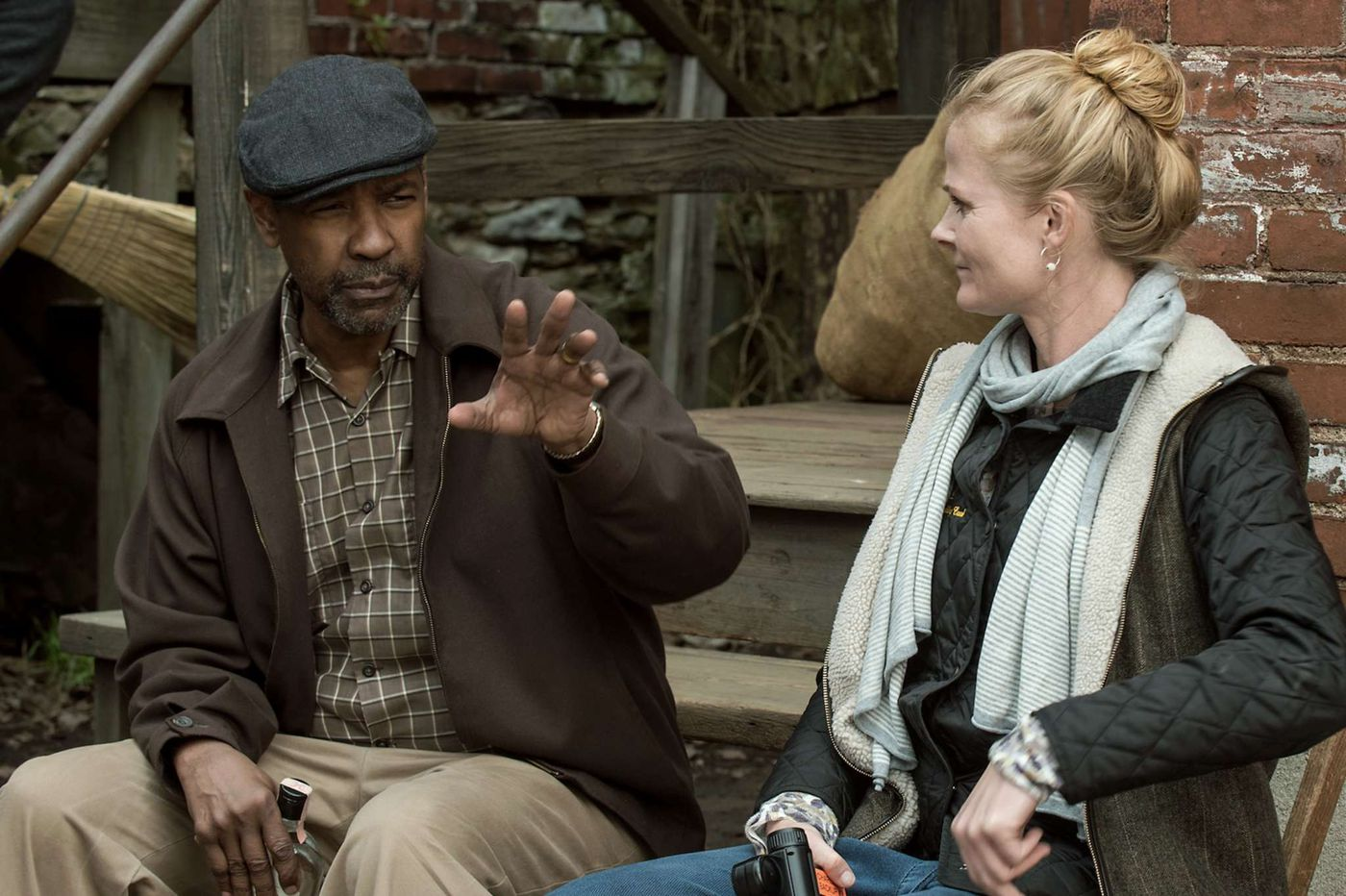 Denzel Washington on 'Fences' - and his next nine August Wilson plays