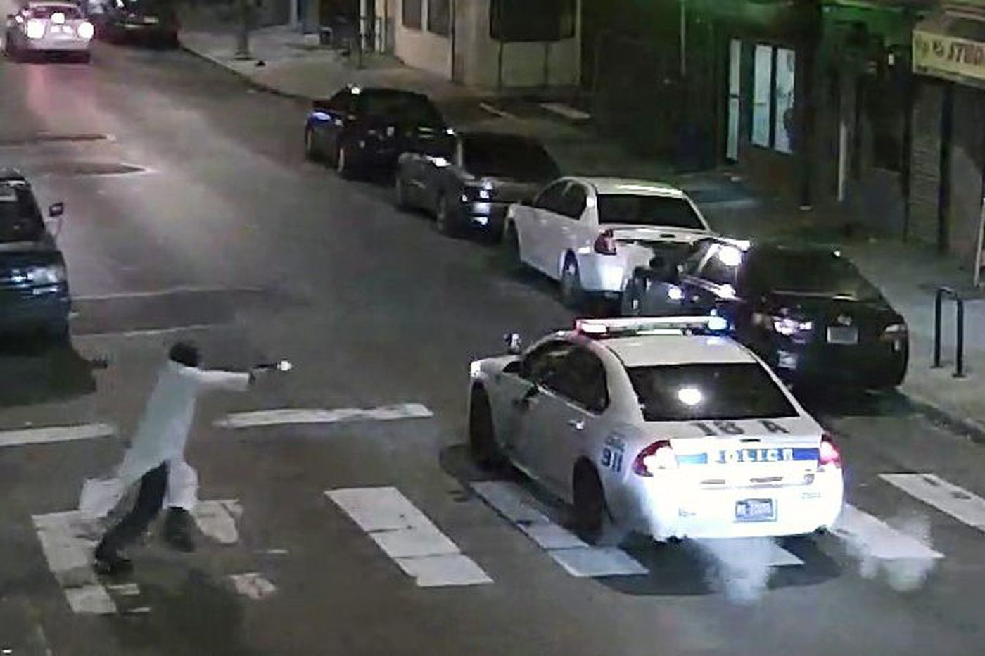 Accused Philly cop shooter said he 'thought about Allah' as he pulled trigger