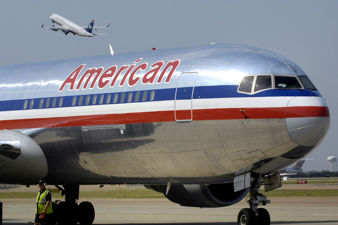 American Airlines Pilot Arrested on Suspicion of Being Drunk