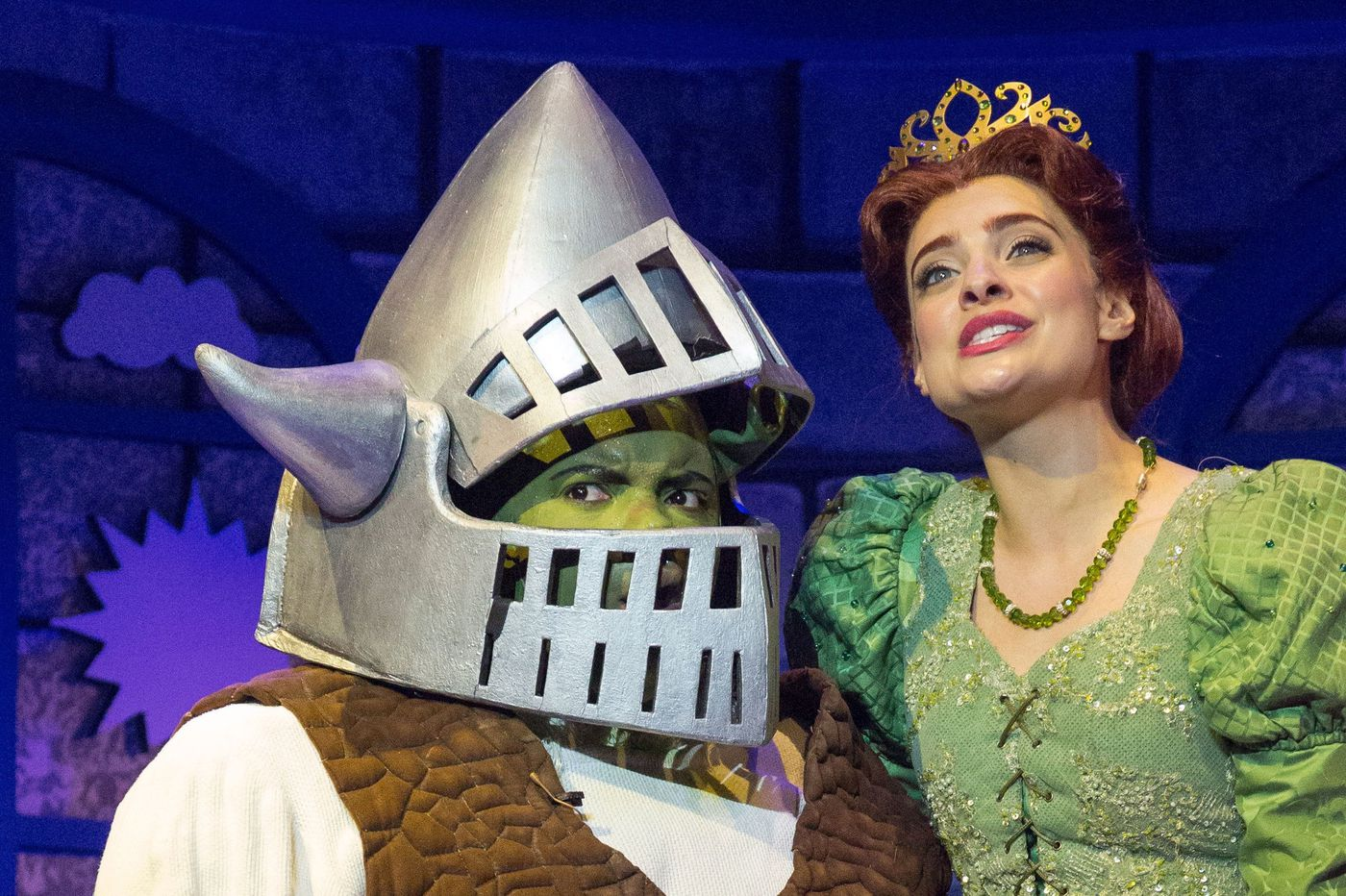 'Shrek The Musical' at Walnut Street Theatre: Right-sized fun for the family