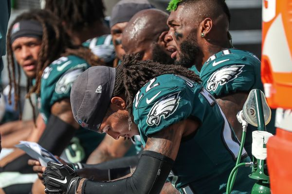 Sidney Jones' recurring injury further clouds Eagles' messy cornerback situation