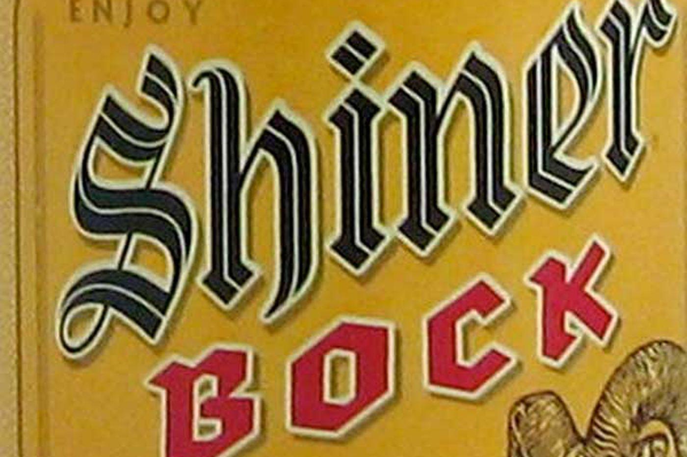 Joe Sixpack takes a shine to Shiner Bock