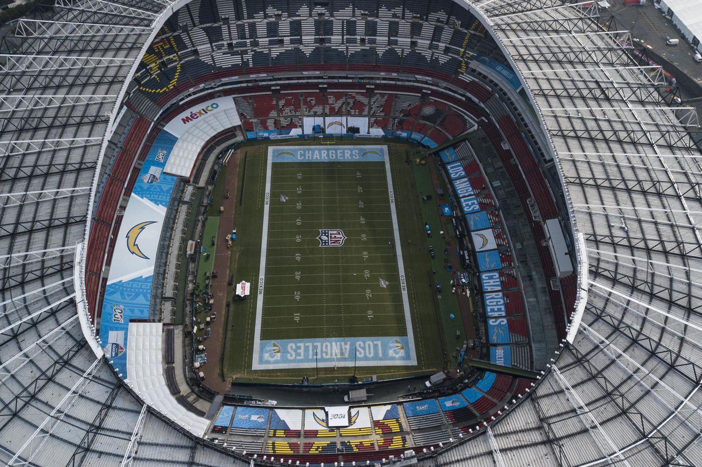 Eagles could play on Thursday night in Week 2 and possibly a road game in Mexico City