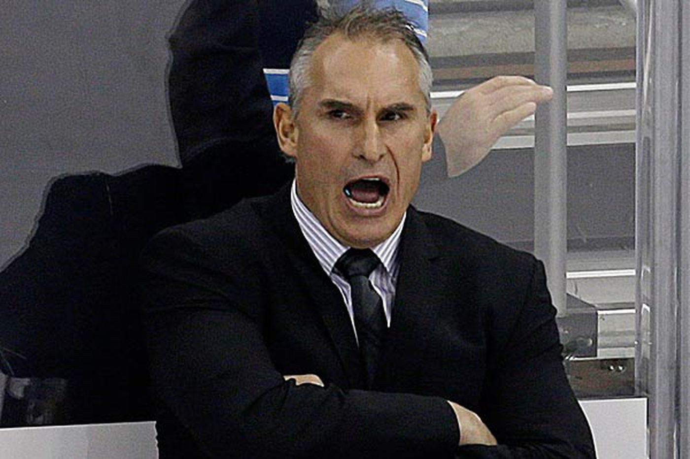 Berube has a beef with the officiating